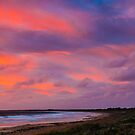 Secret Harbour Beach at the Collapse of the Sun  by Jonathan Trimble