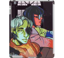 Function iPad Case/Skin