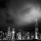 Hong Kong Skyline by Brendan Ó Sé