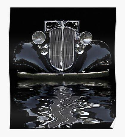 33 Chrysler Flood Poster