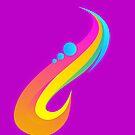 Rainbow #4 by Dufranne Thomas