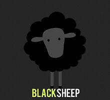 Black Sheep by Blacksheepmark