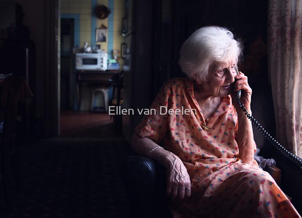 Mary..... by Ellen van Deelen