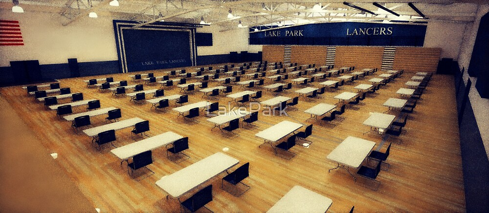 Lake Park High School AP Exam by LakePark