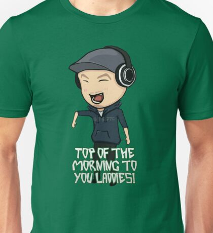 JackSepticEye | Top Of The Morning Unisex T-Shirt