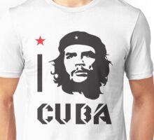 I LOVE CUBA T-shirt Unisex T-Shirt