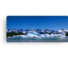 Growler Panorama Canvas Print