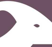 Dinosaur Family Crest: Hadrosauridae Sticker