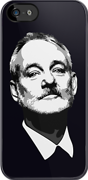 Bill Murray by Steve Hryniuk