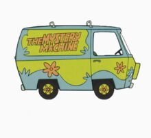 MYSTERY MACHINE! by CoExistance