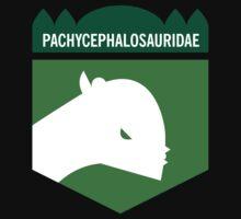 Dinosaur Family Crest: Pachycephalosauridae Kids Clothes