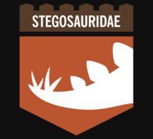 Dinosaur Family Crest: Stegosauridae Kids Clothes
