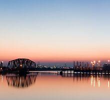 Freeport at Dawn by Paul Wolf