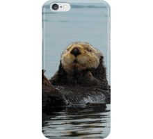 Alaskan Sea Otter iPhone Case/Skin