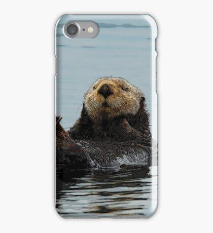 Alaskan Sea Otter iPhone Case/Skin