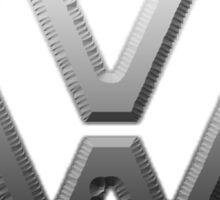 VW GEAR Aircooled 0001 Sticker