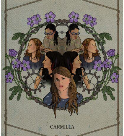 Carmilla Season 0, Episode Five Sticker