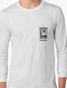 Torchwood Ianto Jones ID Shirt Long Sleeve T-Shirt