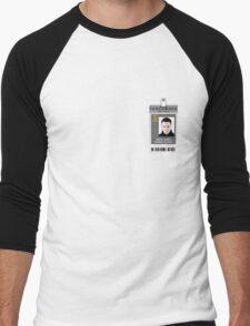 Torchwood Ianto Jones ID Shirt Men's Baseball ¾ T-Shirt