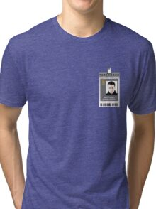 Torchwood Ianto Jones ID Shirt Tri-blend T-Shirt