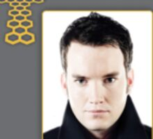Torchwood Ianto Jones ID Shirt Sticker