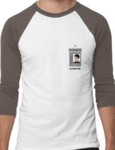 Torchwood Jack Harkness ID Shirt Men's Baseball ¾ T-Shirt