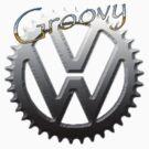 VW GEAR Groovy by Tony  Bazidlo
