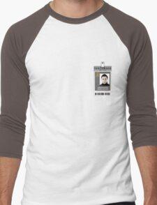 Torchwood Owen Harper ID Shirt Men's Baseball ¾ T-Shirt