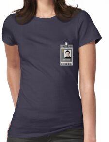 Torchwood Owen Harper ID Shirt Womens Fitted T-Shirt