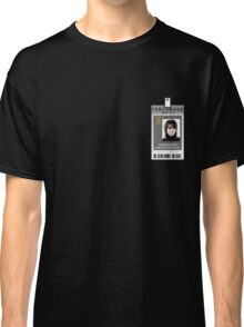 Torchwood Toshiko Sato ID Shirt Classic T-Shirt