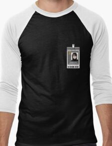 Torchwood Toshiko Sato ID Shirt Men's Baseball ¾ T-Shirt