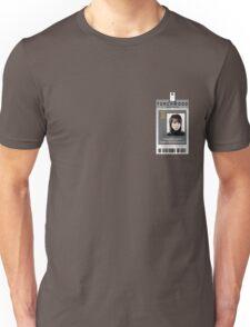 Torchwood Toshiko Sato ID Shirt Unisex T-Shirt