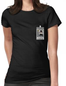 Torchwood Toshiko Sato ID Shirt Womens Fitted T-Shirt