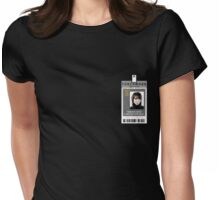Torchwood Toshiko Sato ID Shirt Womens Fitted T-Shirt
