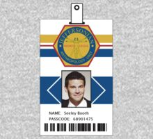Bones ID Shirt Seeley Booth T-Shirt
