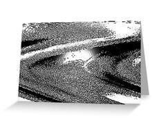 Swarm Greeting Card