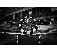 Classic Prop Plane Photographic Print