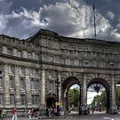 Admiralty Arch by Victoria limerick
