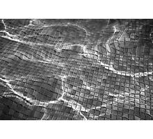 Refracted Geometry Photographic Print