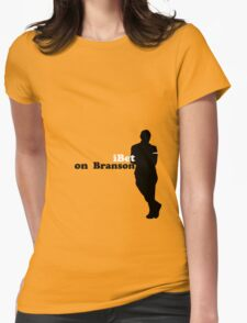 bet on Branson Womens Fitted T-Shirt