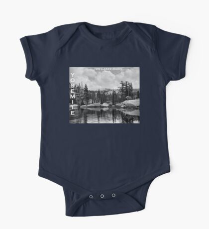 Ten Lakes Basin - Yosemite N.P. One Piece - Short Sleeve