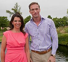 Dr Christian Jessen and Dr Dawn Harper. by Keith Larby