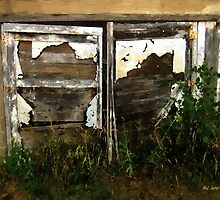 Weathered in Weeds by RC deWinter