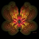 Flame Flower by abstractjoys