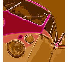 VW Split Screen Camper Photographic Print