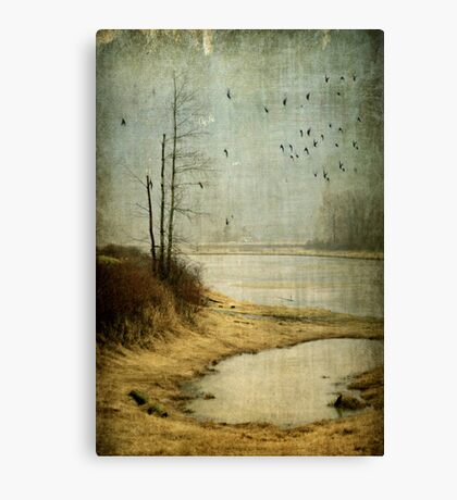 Dewdney Canvas Print