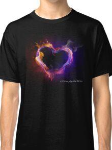 Flaming Heart Classic T-Shirt