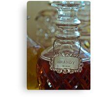 Brandy Canvas Print