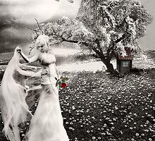 The Bride... by Karen  Helgesen