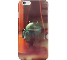 Android Modelling iPhone Case/Skin